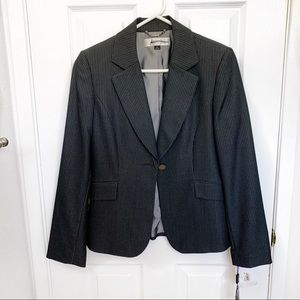 Tahari Stripped Blazer